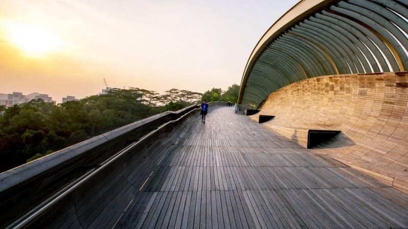 hiking trails singapore