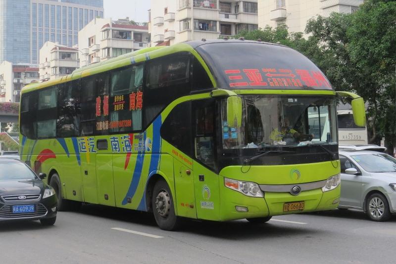 Sanya Bus