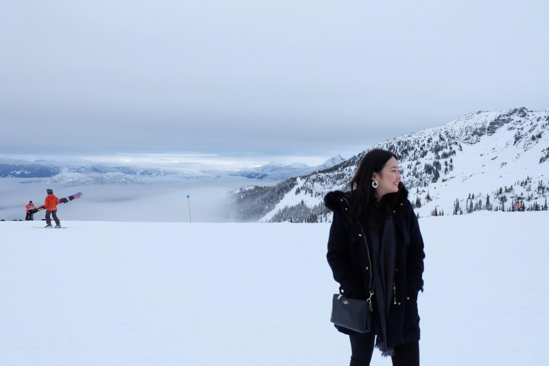 travelling for a living: vancouver, canada