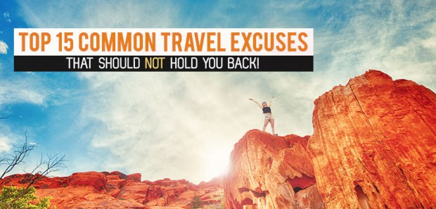 travel excuses