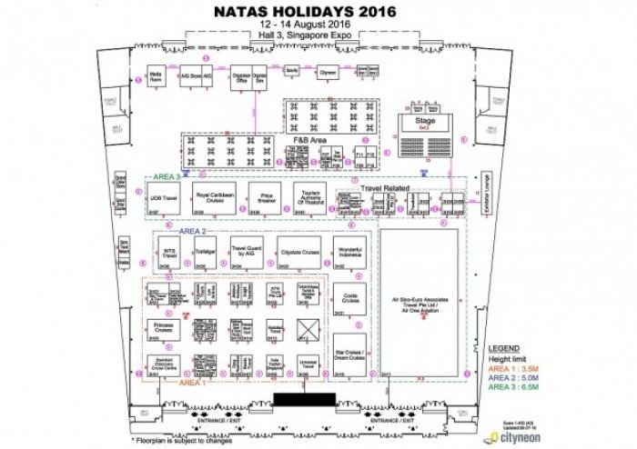 natas floor plan