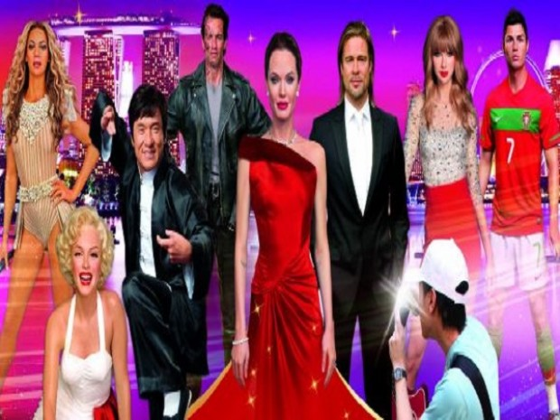 Enjoy SGD9 Off on Madame Tussauds Admission Tickets with OCBC Card