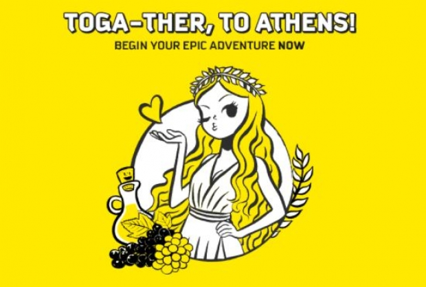 Fly to Athens with Scoot from SGD268