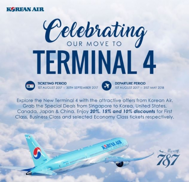 Enjoy Up To 20 On Flights With Korean Air Usa An