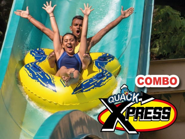 Terrific Thursday + Quack Xpress COMBO in Sunway Lagoon