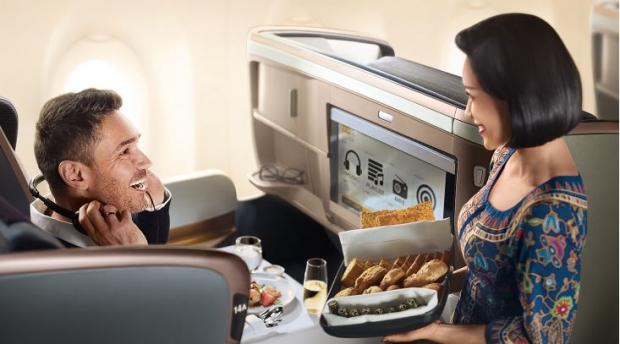Business Class Promotional Fares in Singapore Airlines