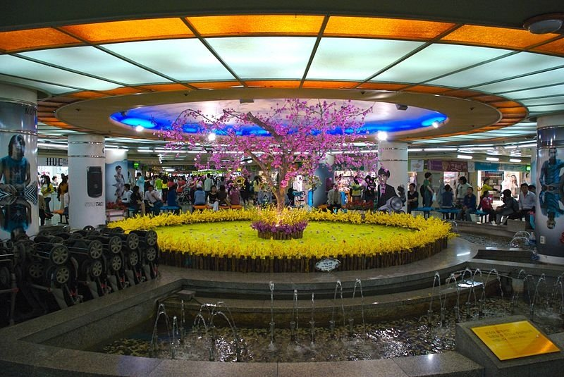 Jungangno Underground Shopping Centre