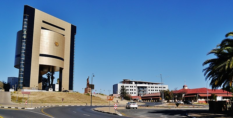 Independence Memorial Museum, Namibia