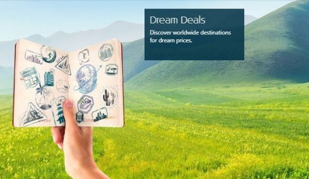 Dream Deals to Over 35 Destinations with KLM Royal Dutch Airlines