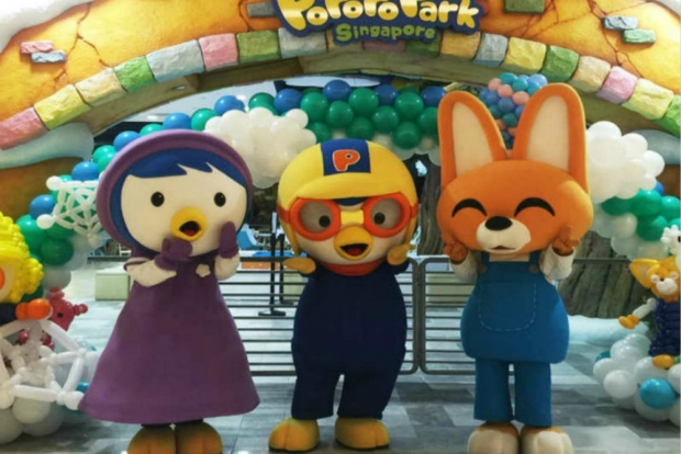 Exclusive Rate to Pororo Park Singapore for PAssion Cardholders