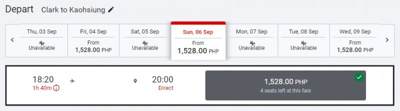 Cheap Flights From Manila For Bookings Until March 2020