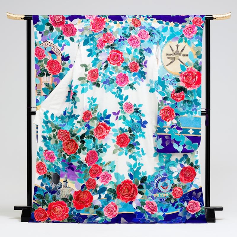 kimono olympics