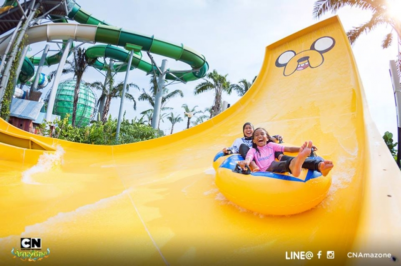 two theme parks CDO cancelled