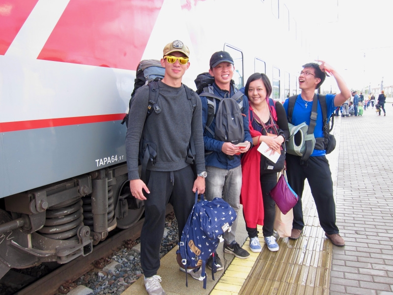 The Romance of Rails: A Trip on the Trans-Siberian Railway