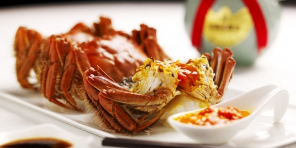 Exquisite Hairy Crab Delights