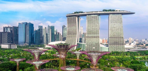 Step into Spring and Stay in Marina Bay Sands from SGD379