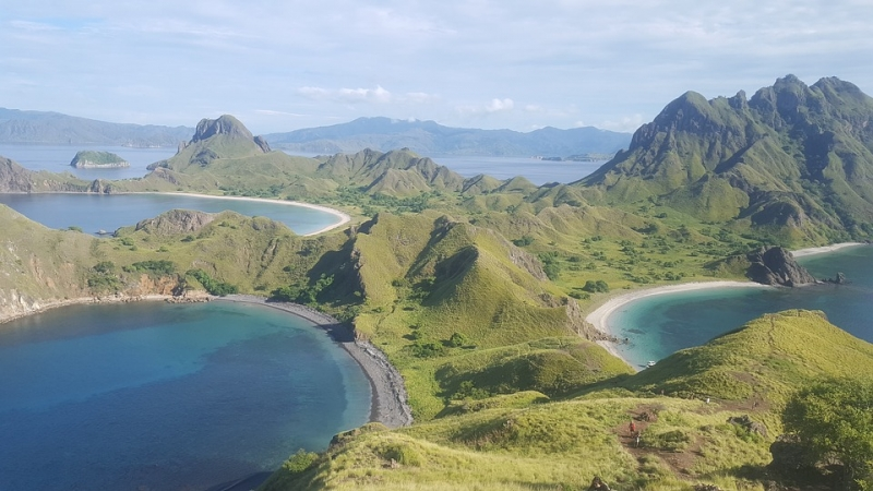 travel guide to komodo