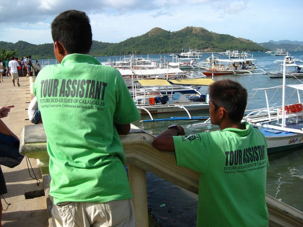 coron tour guides