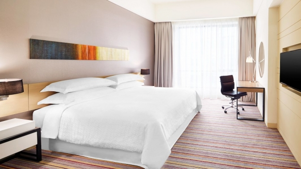 Say Cheers with Bed and Beer in Four Points by Sheraton Puchong