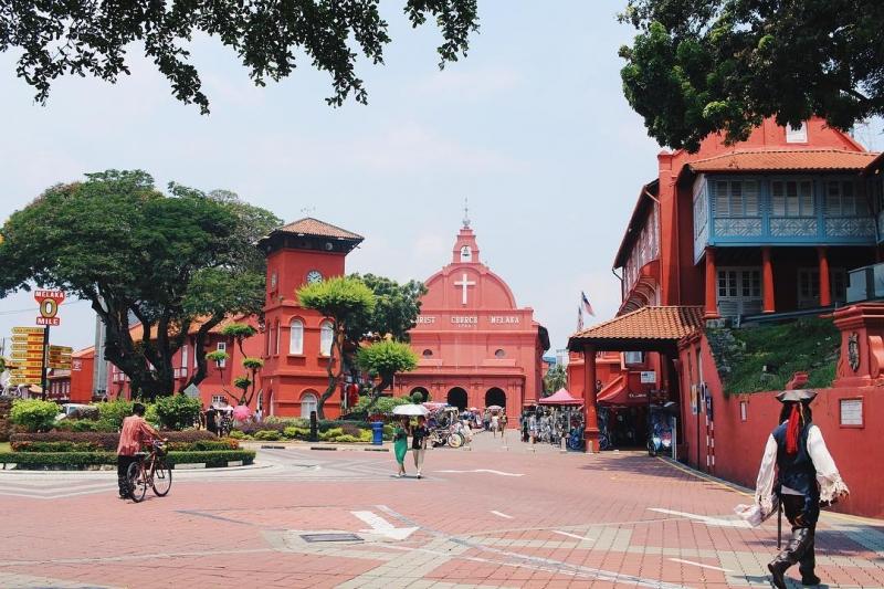 Melaka Malaysia Malacca
