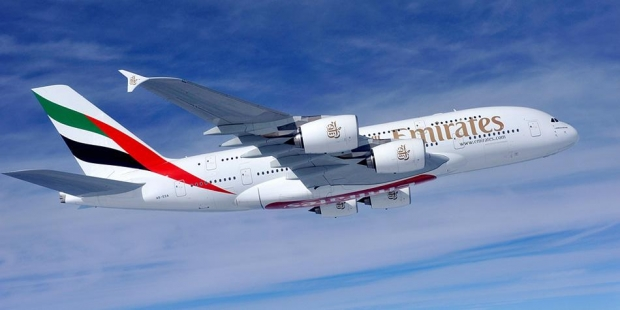 Up to 10% Savings on Emirates Airfares with UOB Cards