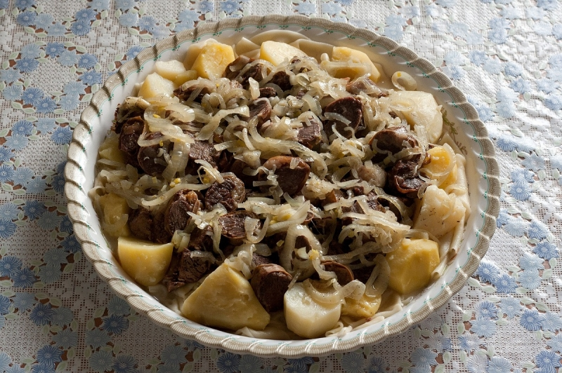 kazakhstan food