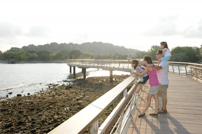 Labrador Nature Reserve is one of the best singapore hiking trails