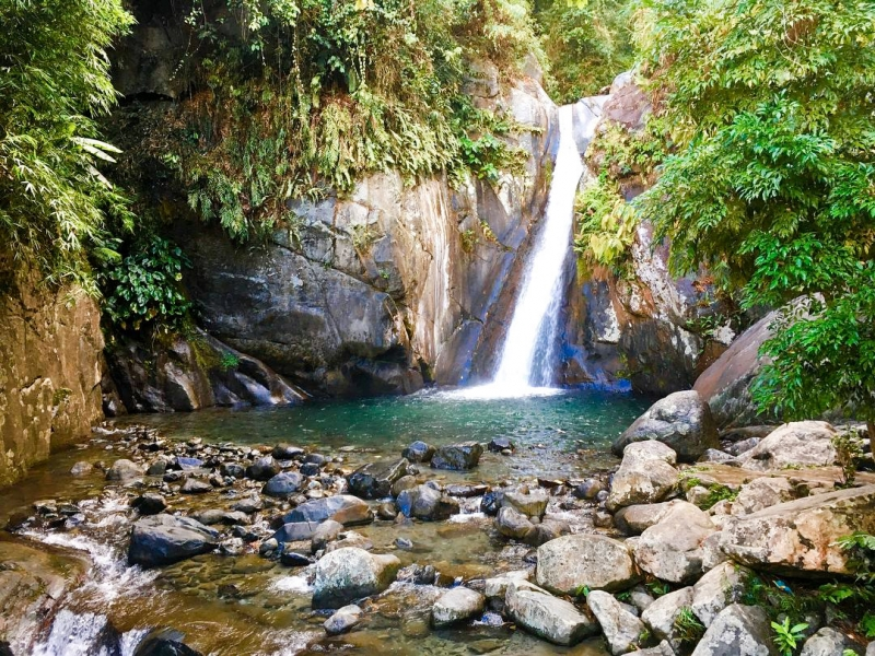 waterfalls near manila: bulawan falls
