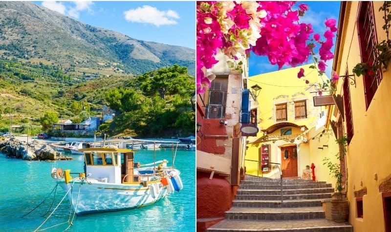 Greek Islands: Crete