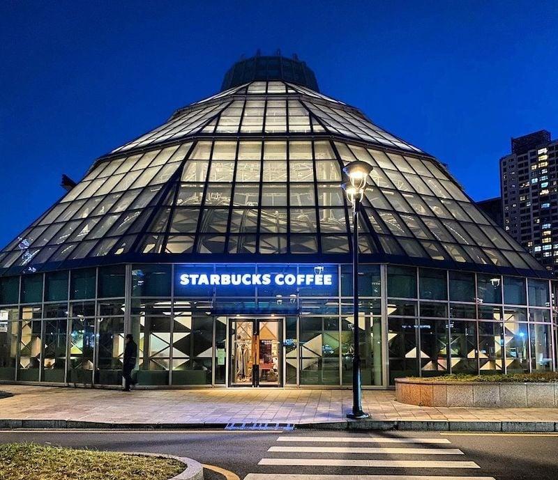 Starbucks Famille Park