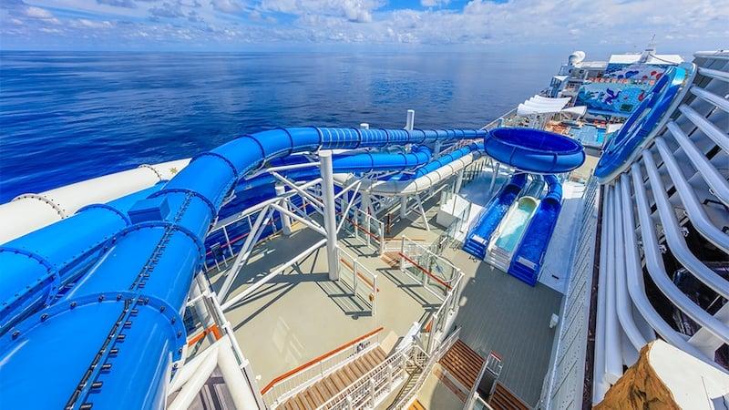 Super Seacation at World Dream Cruise