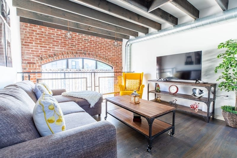Spacious apartment in Queens, New York City