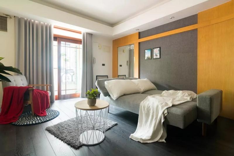 budget airbnb taipei