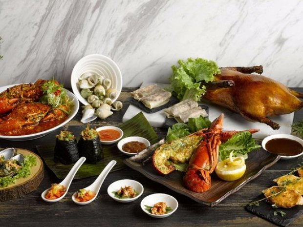 Stay in Four Points Singapore and We Give You S$88 to Eat and Drink