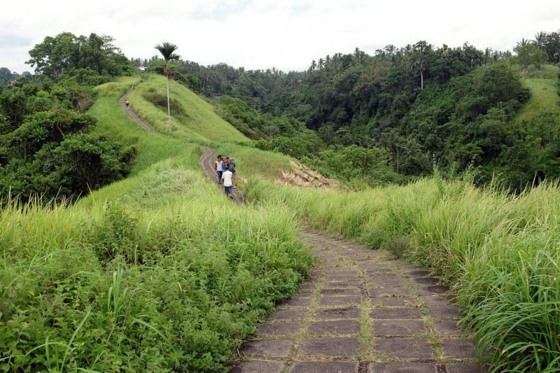 things to do in ubud: campuhan ridge walk