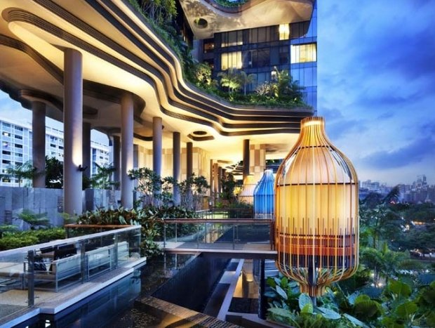 Enjoy 15% Off Best Available Rate in PARKROYAL on Pickering with UOB Card