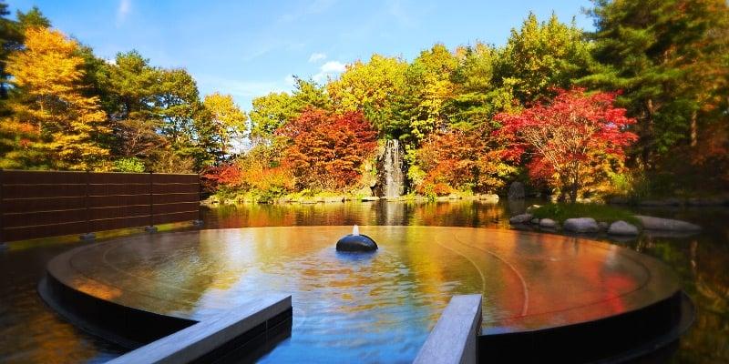 mùa thu Nhật Bản mùa thu ở Honshu