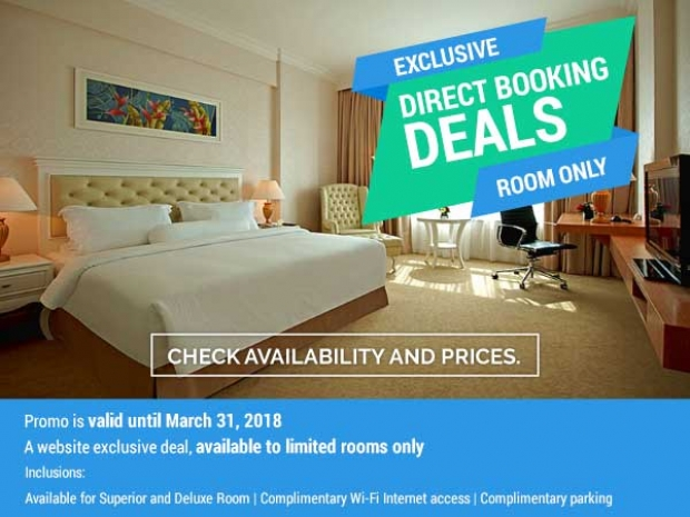 Exclusive Direct Booking Deals - Room Only in Royale Chulan Damansara