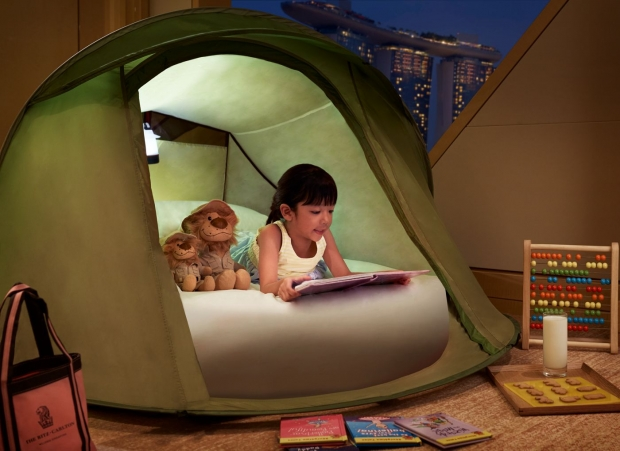 The Ritz-Carlton Millennia Singapore Kids Night Safari Adventures from SGD780