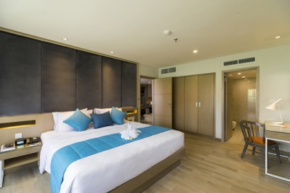 Deluxe Room - Enjoy Late Check out until 6 pm
