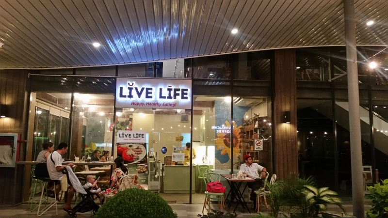 vegetarian restaurants in cebu