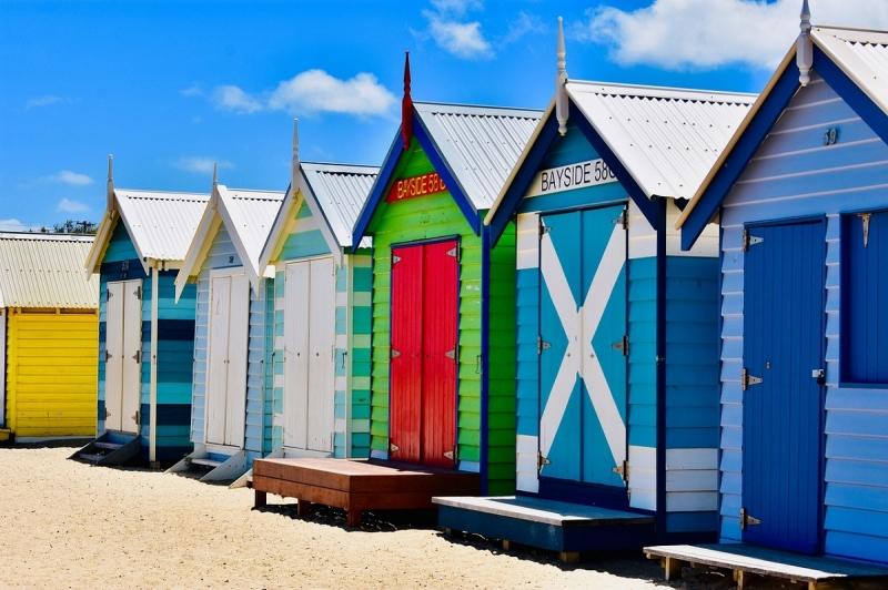 beaches near melbourne