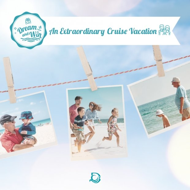 Win a Set of Free Cruise Package from Dream Cruises