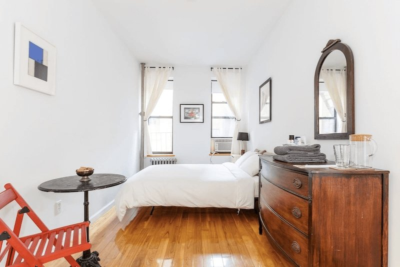 Spacious apartment in the East Village