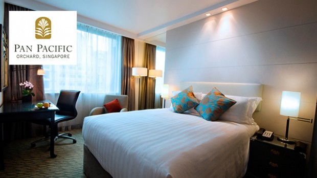 Special Rate offer from SGD300 at Pan Pacific Orchard Singapore with NTUC Card
