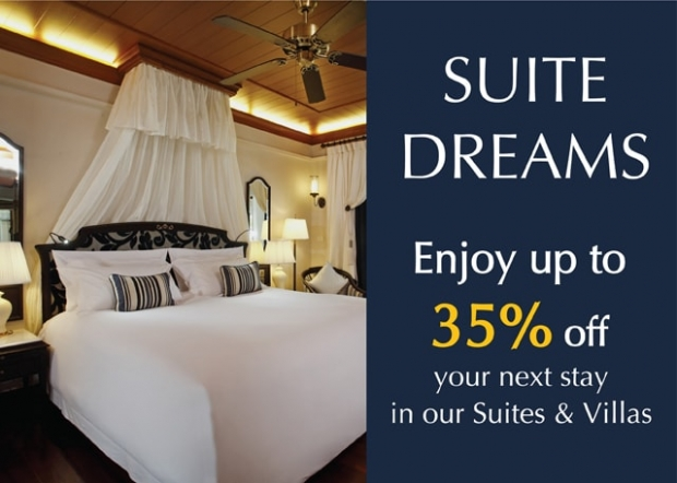 Suite Dreams Offer in Centara Grand Beach Resort & Villas Hua Hin with Up to 35% Savings