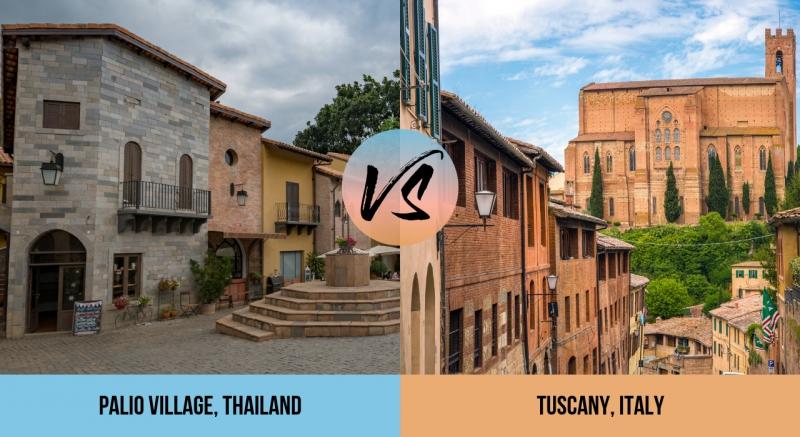 Palio Italian Village, Khao Yai