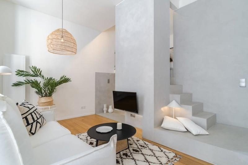 bohemian-inspired abode