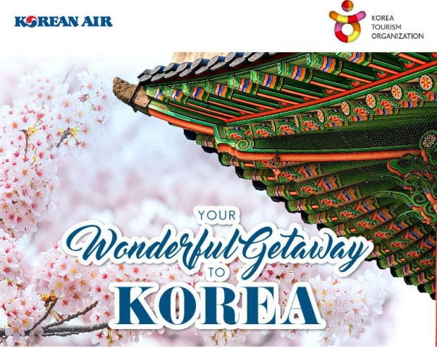 Wonderful Getaway to Korea with Korean Airlines at 20% Off