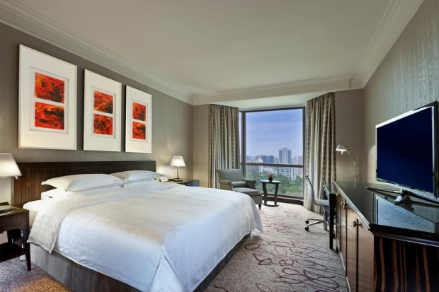 Hot Escapes - Limited Time Offer in Sheraton Towers Singapore